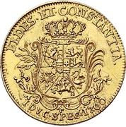 1 Ducat - Friedrich Karl -  obverse