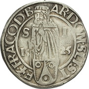 ½ Guldengroschen/Joachimsthaler – obverse