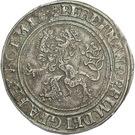 ½ Guldengroschen/Joachimsthaler – reverse