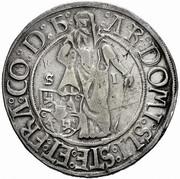 1 Guldengroschen / Joachimsthaler Louis I Jagellon – obverse