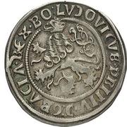 ¼ Guldengroschen/Joachimsthaler – reverse