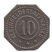 10 Pfennig - Schlierbach (Wächtersbacher Steingutfabrik GmbH) – reverse