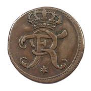 1 Heller - Friedrich I. – obverse
