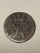 1 Pfennig - Friedrich I – obverse