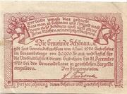 10 Heller (Schönau im Mühlkreis) – reverse
