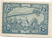 75 Heller (Schönau im Mühlkreis) – reverse
