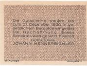 75 Heller (Schönberg)