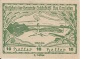 10 Heller (Schönbichl) -  obverse