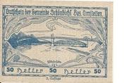 50 Heller (Schönbichl) -  obverse