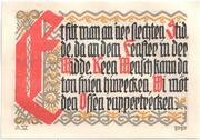 50 Pfennig (Part 5) – reverse