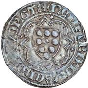 1 Tournose - Reinhard II. (Tournosegroschen) – obverse