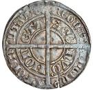 1 Tournose - Reinhard II. (Tournosegroschen) – reverse