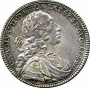 1 Thaler - Karl VII – obverse