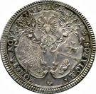 1 Thaler - Karl VII – reverse