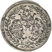 3 Kreuzer (Centenary - Peace of Westphalia) – obverse