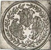 3 Kreuzer (Centenary - Peace of Westphalia; Klippe) – obverse