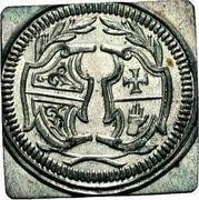 1 Kreuzer (Centenary - Peace of Westphalia; Klippe) – obverse