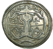 1 Kreuzer (Centenary - Peace of Westphalia) – obverse