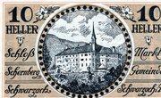 10 Heller (Schwarzach im Pongau) – obverse