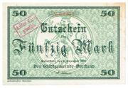 50 Mark (Rudolstadt) – obverse