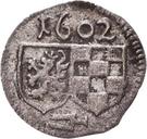1 Pfennig - Albert VIII., Günther XLII, Anton Heinrich, Johann Günther II. and Christian Günther I. – obverse