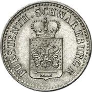 ½ Silbergroschen - Friedrich Günther – obverse