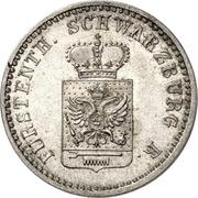 1 Silbergroschen - Friedrich Günther – obverse