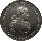 1 Thaler - Friedrich Karl – obverse