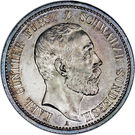 2 Mark - Karl Günther – obverse