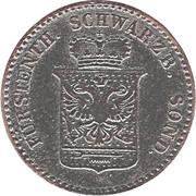 1 Silber Groschen - Günther Friedrich Karl II – obverse