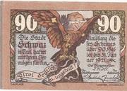 90 Heller (Schwaz) -  obverse