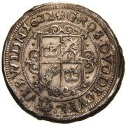 24 Kreuzer - Ferdinand II (Schweidnitz) – reverse