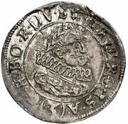 3 Kreuzer - Ferdinand II – obverse