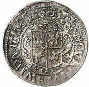 3 Kreuzer - Ferdinand II – reverse