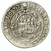 6 Kreuzer - Ferdinand II (Schweidnitz) – reverse