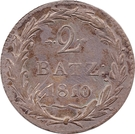 2 Batzen – reverse