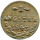 1 Angster – reverse