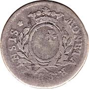 10 Schilling / ¼ Gulden – obverse