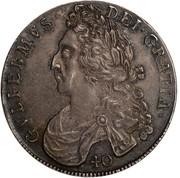 40 Shillings - William II – obverse