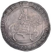 60 Shillings - James VI (9th Coinage) – obverse