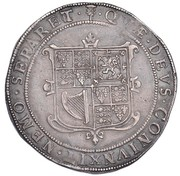 60 Shillings - James VI (9th Coinage) – reverse