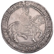 60 Shillings - Charles I (1st Coinage) – obverse