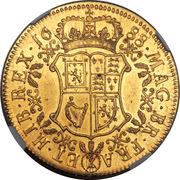 60 Shillings - James VII (Restrike) – reverse