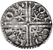 1 Penny - Alexander III (1st Coinage, Type II) – reverse