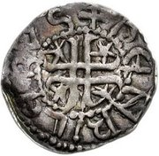 1 Penny - William I (Phase B) – reverse