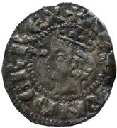 1 Farthing - Alexander III (2nd Coinage) – obverse