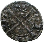 1 Farthing - Alexander III (2nd Coinage) – reverse