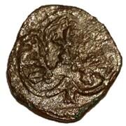1 Farthing - James III (Type IV) – obverse