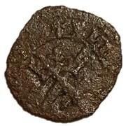 1 Farthing - James III (Type II) – reverse