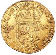 1 Ducat - James VI (3rd Coinage) – reverse